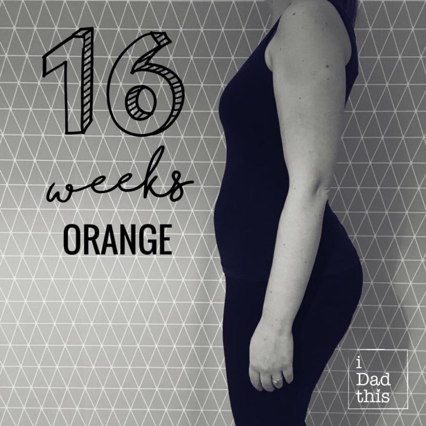 16 Weeks Baby!